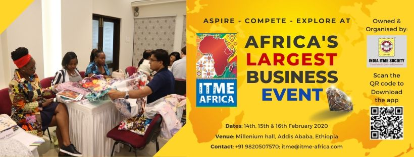 Africa's Largest Business Event - ITME Africa 2020