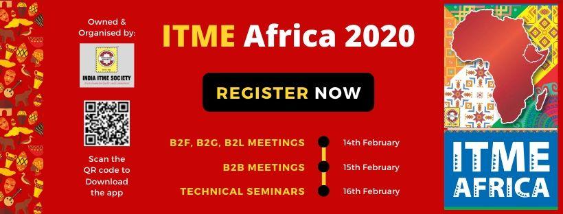 ITME Africa 2020 Agenda