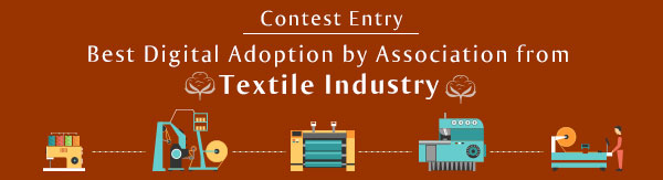 contest textile industry banners