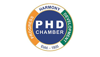 PHD Chember of Commerce and Industry logo