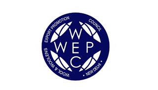 wool and woolen export promotion council logo (WWEPC)