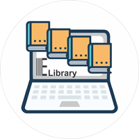 e-labrary icon