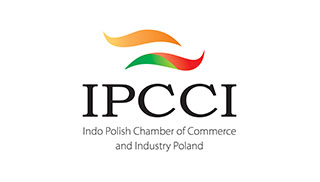 Indo Polish Chamber of Commerce and Industry (IPCCI) logo